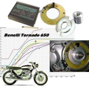 Allumage ZdG Benelli 650 Tornado
