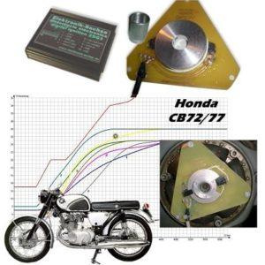 Allumage ZdG Honda CB72/77