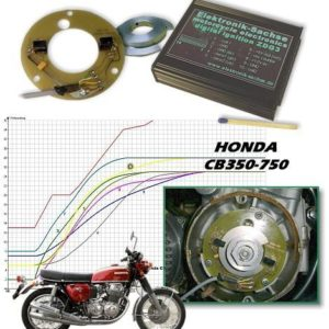 Allumage ZdG HONDA CB350-750Four