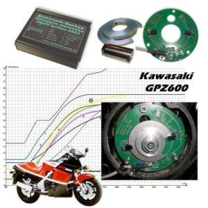 Allumage SACHSE Kawasaki GPZ600