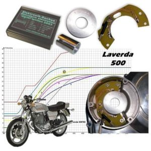 Allumage SACHSE Laverda 500