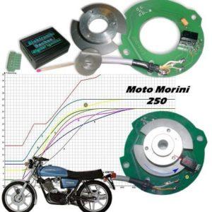 Allumage SACHSE Moto Morini 250 monocylindrique
