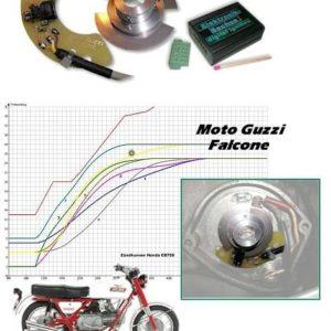 Allumage SACHSE Moto Guzzi Falcone