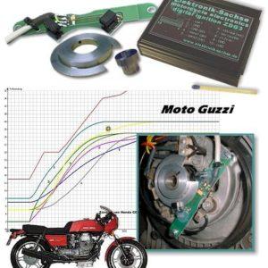 Allumage SACHSE MOTO GUZZI 850 / 1000 montage Bosch