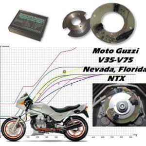 Allumage SACHSE MOTO GUZZI V35-V65, Florida, Nevada, NTX