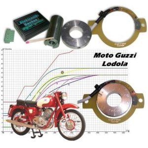 Allumage SACHSE  Moto Guzzi Lodola