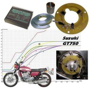 Allumage SACHSE Suzuki GT750