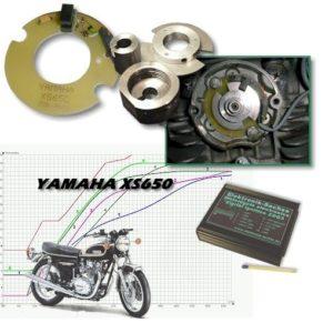 Allumage ZdG YAMAHA XS650