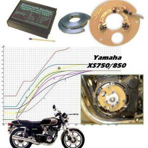 Allumage ZdG Yamaha XS750/850