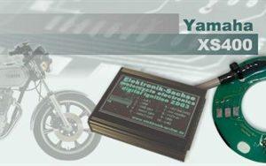 Allumage ZdG Yamaha XS250/360/400