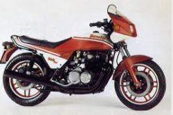 Allumage ZdG Benelli 900 Sei ou 750 Sei ellettronica