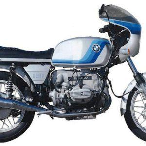 Allumage SACHSE BMW R100RS_GS800 dans L'allumeur origine