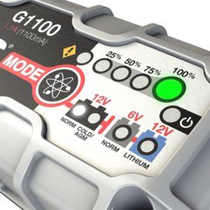 Chargeur batterie Genius 1100