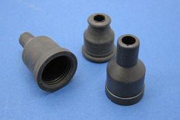 Cache droit pour bobine HT cylindrique
