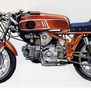 Allumage ZdG 312 Aermacchi 350 Ala Doro Kit complet