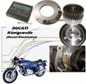 Allumage SACHSE Ducati 860/900SS à couple conique/Module en remplacement du système Ducati Ellettronica d'origine